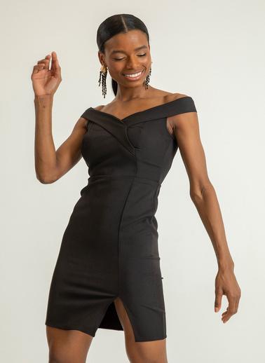 Foremia Elbise Siyah